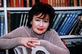 Директор Иерусалимской Русской Библиотеки Клара Эльберт